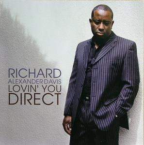 Album  Cover Richard Alexander Davis - Lovin' You Direct on LOVE TOWN Records from 2009
