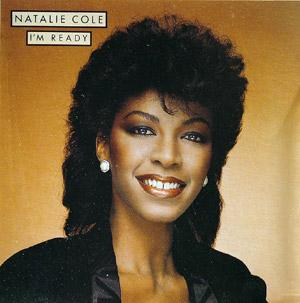 Album  Cover Natalie Cole - I'm Ready on EPIC Records from 1983