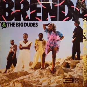 Album  Cover Brenda And The Big Dudes - Weekend Special on CAPITOL Records from 1986