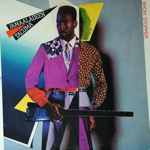 Album  Cover Jamaaladeen Tacuma - Show Stopper on GRAMAVISION Records from 1983
