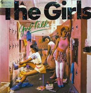 Album  Cover The Girls - Girl Talk on COLUMBIA Records from 1984