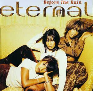 Album  Cover Eternal - Before The Rain on EMI Records from 1997