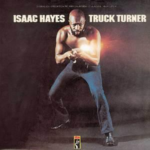 Album  Cover Isaac Hayes - Truck Turner Film Soundtrack on ENTERPRISE Records from 1974