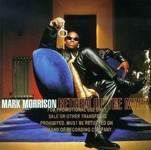 Album  Cover Mark Morrison - Return Of The Mack on ATLANTIC Records from 1997