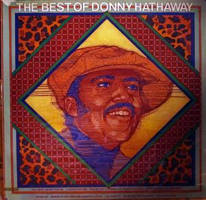 Album  Cover Donny Hathaway - The Best Of on ATCO Records from 1978