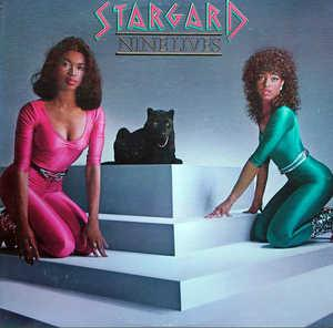 Album  Cover Stargard - Nine Lives on WARNER BROS. Records from 1982