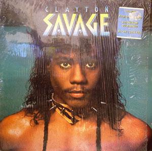 Album  Cover Clayton Savage - Savage, Clayton on ATLANTIC Records from 1986