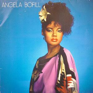 Album  Cover Angela Bofill - Something About You on ARISTA Records from 1981