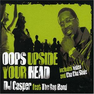 Front Cover Album The Gap Band - Oops Upside Your Head