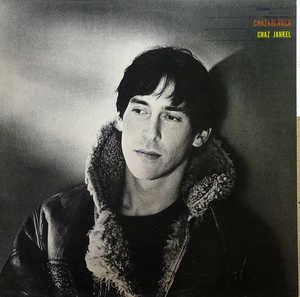 Album  Cover Chaz Jankel - Chazablanca on A&M Records from 1983