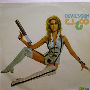 Album  Cover C.j. & Co - Devil's Gun on WESTBOUND (ATLANTIC RECORDING) Records from 1977