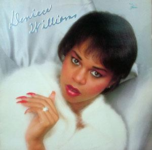 Album  Cover Deniece Williams - My Melody on CBS Records from 1981