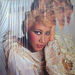 Album  Cover Aretha Franklin - Get It Right on ARISTA Records from 1983