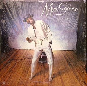 Album  Cover Marc Sadane - Exciting on WARNER BROS. Records from 1982
