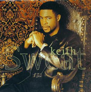 Front Cover Album Keith Sweat - Keith Sweat