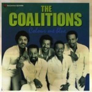 Album  Cover The Coalitions - Colour Me Blue on SOUL JUNCTION Records from 2013