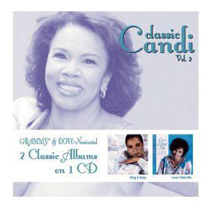 Album  Cover Candi Staton - Sing A Song on  Records from 1986