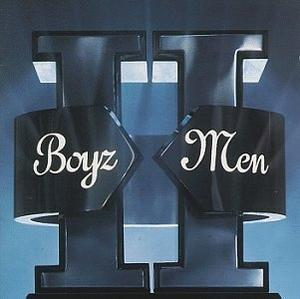Album  Cover Boyz Ii Men - Ii on MOTOWN Records from 1994