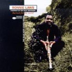 Album  Cover Ronnie Laws - Portrait Of The Isley Brothers: Harvest For... on BLUE NOTE Records from 1998