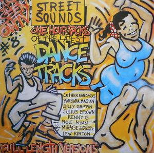 Front Cover Album Various Artists - Street Sounds Edition 8