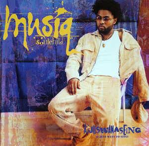 Album  Cover Musiq Soulchild - Aijuswanaseing on DEF SOUL Records from 2000