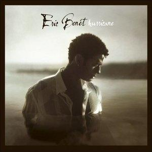 Album  Cover Eric Benét - Hurricane on REPRISE Records from 2005