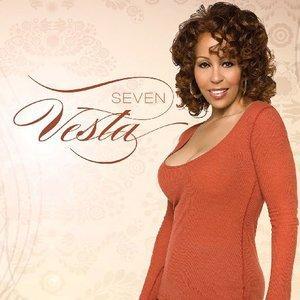 Album  Cover Vesta Williams - Seven on BRONX BRIDGE ENTERTAINMENT Records from 2013