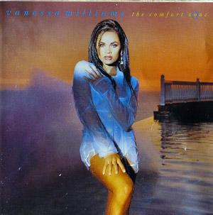 Album  Cover Vanessa Williams - The Comfort Zone on POLYDOR Records from 1992