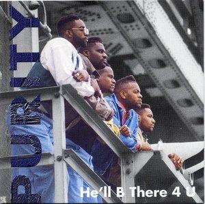Album  Cover Purity - He'll Be There 4 U on WORD Records from 1995