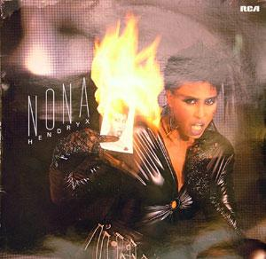 Album  Cover Nona Hendryx - Nona on MERCURY Records from 1983