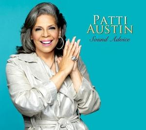 Album  Cover Patti Austin - Sound Advice on SHANACHIE Records from 2011