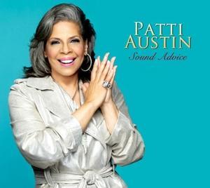 Album  Cover Patti Austin - Sound Advice on SHANACHIE Records from 2011
