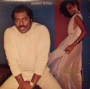 Album  Cover Bobby King - Bobby King on WARNER BROS. Records from 1981