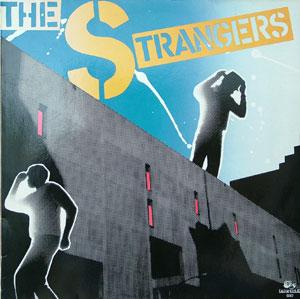 Album  Cover The Strangers - The Strangers on SALSOUL Records from 1983