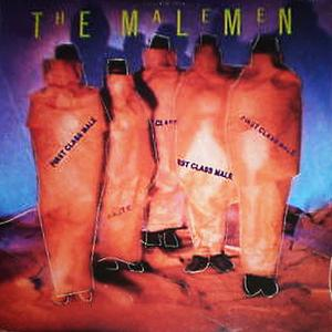 Album  Cover The Malemen - First Class Male on MUSCLE SHOALS SOUND Records from 1990