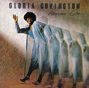 Album  Cover Gloria Covington - Movin' On on CASABLANCA RECORD & FILMWORKS Records from 1980