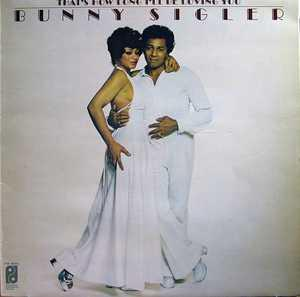Album  Cover Bunny Sigler - That's How Long I'll Be Loving You on PHILADELPHIA INTERNATIONAL Records from 1974
