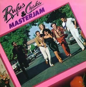 Album  Cover Rufus & Chaka Khan - Masterjam on MCA Records from 1979