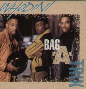 Album  Cover Whodini - Bag-a-trix on MCA Records from 1991
