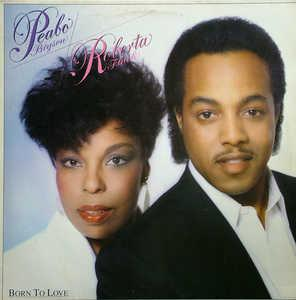 Front Cover Album Peabo Bryson - Born To Love