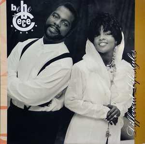 Album  Cover Bebe And Cece Winans - Different Lifesyles on CAPITOL Records from 1991