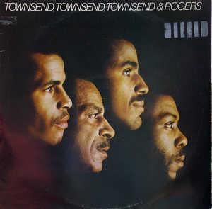 Front Cover Album Townsend Townsend - Townsend, Townsend, Townsend & Rodgers