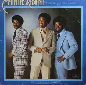 Front Cover Album The Main Ingredient - Rolling Down A Mountainside
