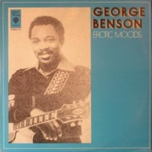 Front Cover Album George Benson - Erotic Moods (Feat. The Harlem Underground Band)