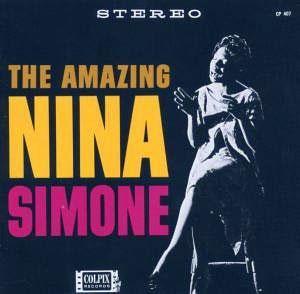 Album  Cover Nina Simone - Nina Simone on DAKOTA Records from 1982