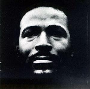 Album  Cover Marvin Gaye - Vulnerable on MOTOWN Records from 1997
