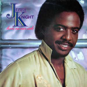 Album  Cover Jerry Knight - Love Is On Your Side on A&M Records from 1982