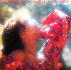 Front Cover Album Willie Hutch - Color Her Sunshine