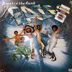 Album  Cover Faze-o - Breakin' The Funk on SHE Records from 1979