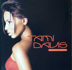 Album  Cover Tami Davis - Only You on RED ANT Records from 1998